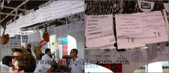 Caseta Feria del Centro Málaga