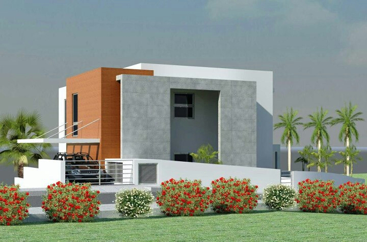 New home designs latest new modern homes designs latest for New model contemporary house