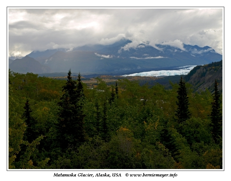 Matanuska Glacier State Recreation Site