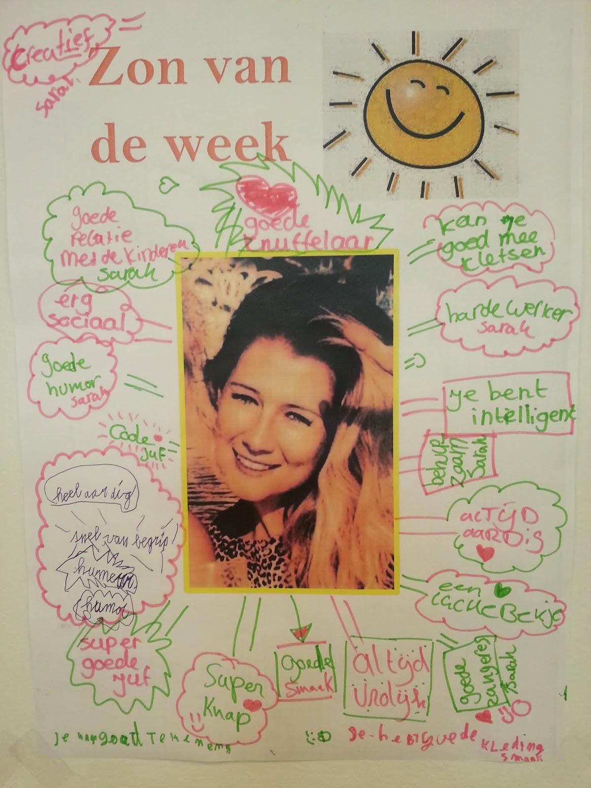 Winford Amsterdam Zonnetje Van De Week