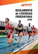 Reglamento de Licencias 2019/20