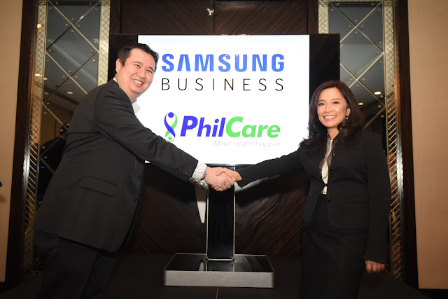 Samsung x PhilCare Collaboration