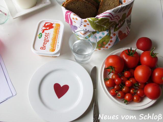 12 von 12 (August 2013)- Neues vom Schloß, jomilija.blogspot.de