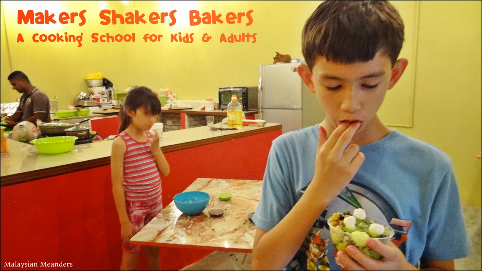Makers Shakers Bakers