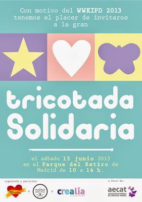 WWKIPD 2013 Tricotada solidaria