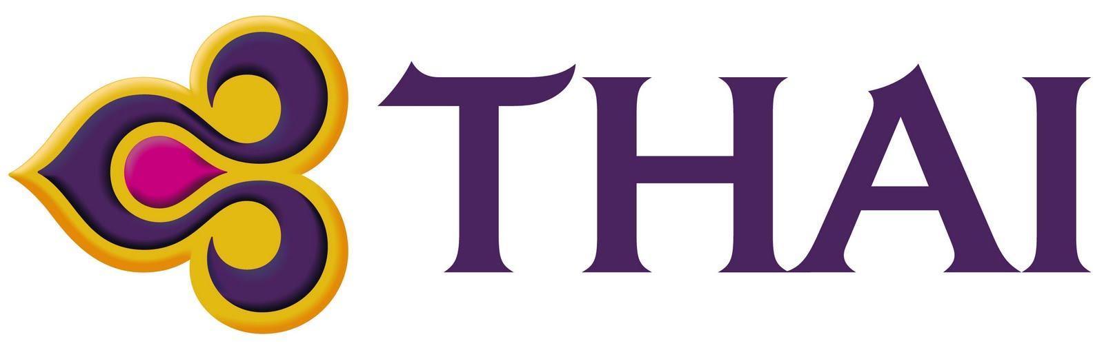 Thai Airways Logo Vector