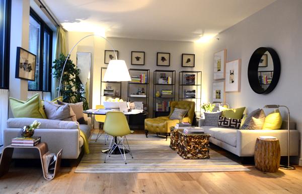 Elle Decor Modern Living Rooms