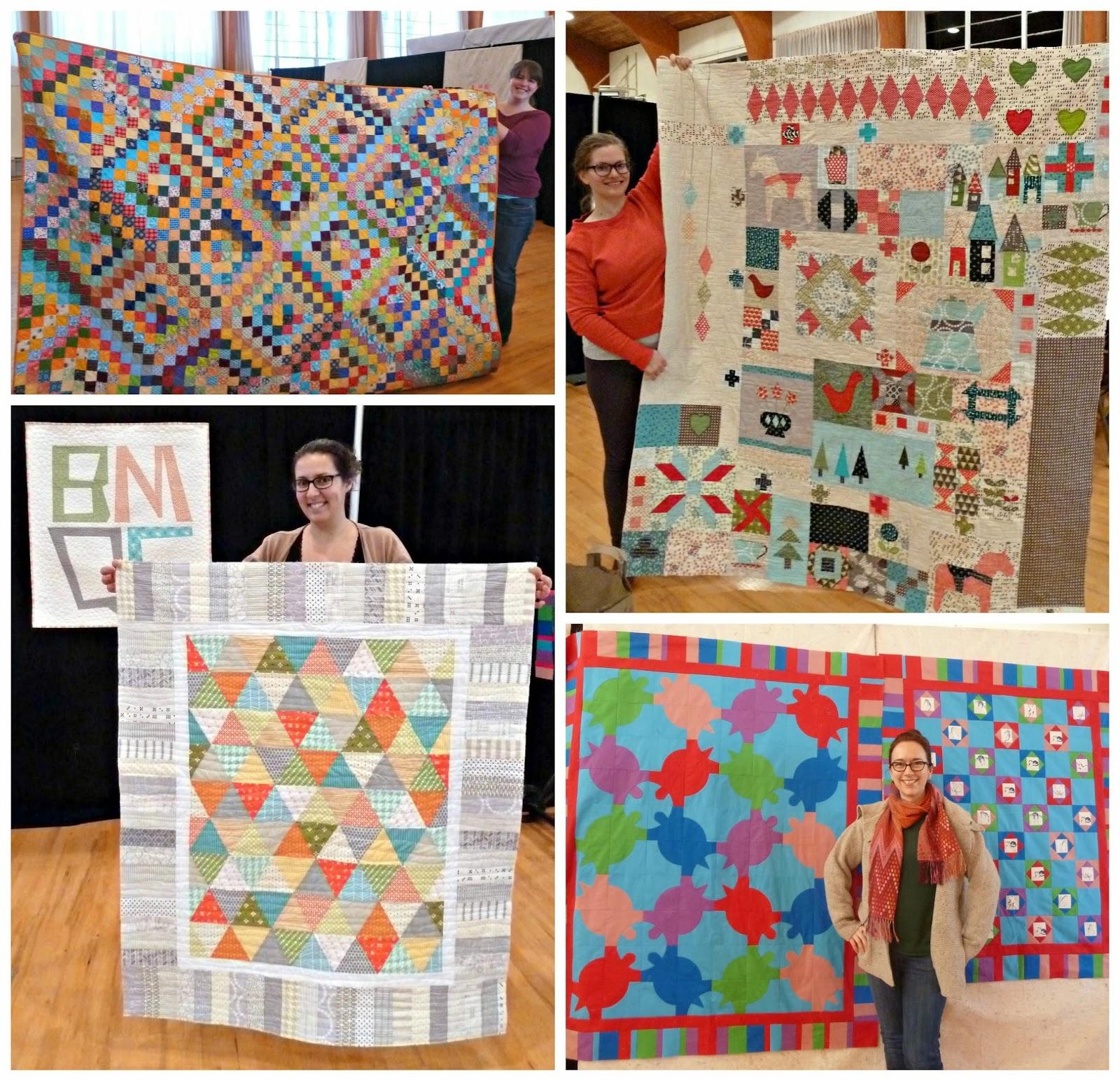 Boston Modern Quilt Guild: The Blog: Best Retreat Ever!!! : best modern quilt blogs - Adamdwight.com