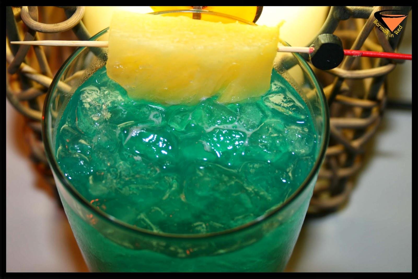 Blue Heaven Cocktail