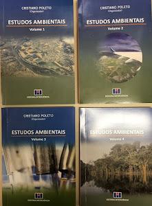 Livro: ESTUDOS AMBIENTAIS - Volumes 1, 2, 3 e 4