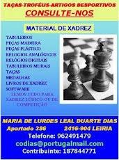 Comprar Material de Xadrez