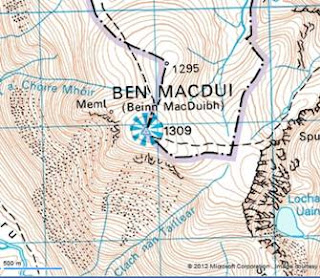 Deeside walks, Ben MacDui