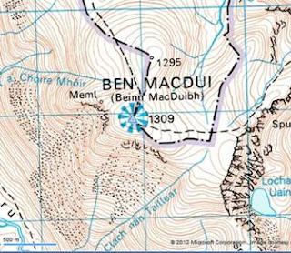 Deeside walks, Ben MacDui