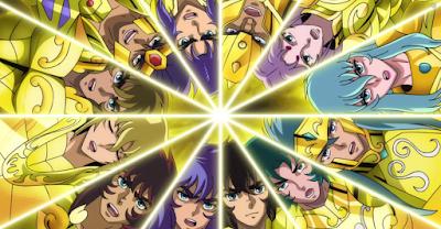 Saint Seiya: Soul Of Gold - Episodio N12
