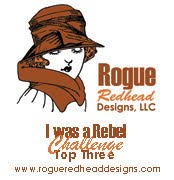 rogue redhead top three