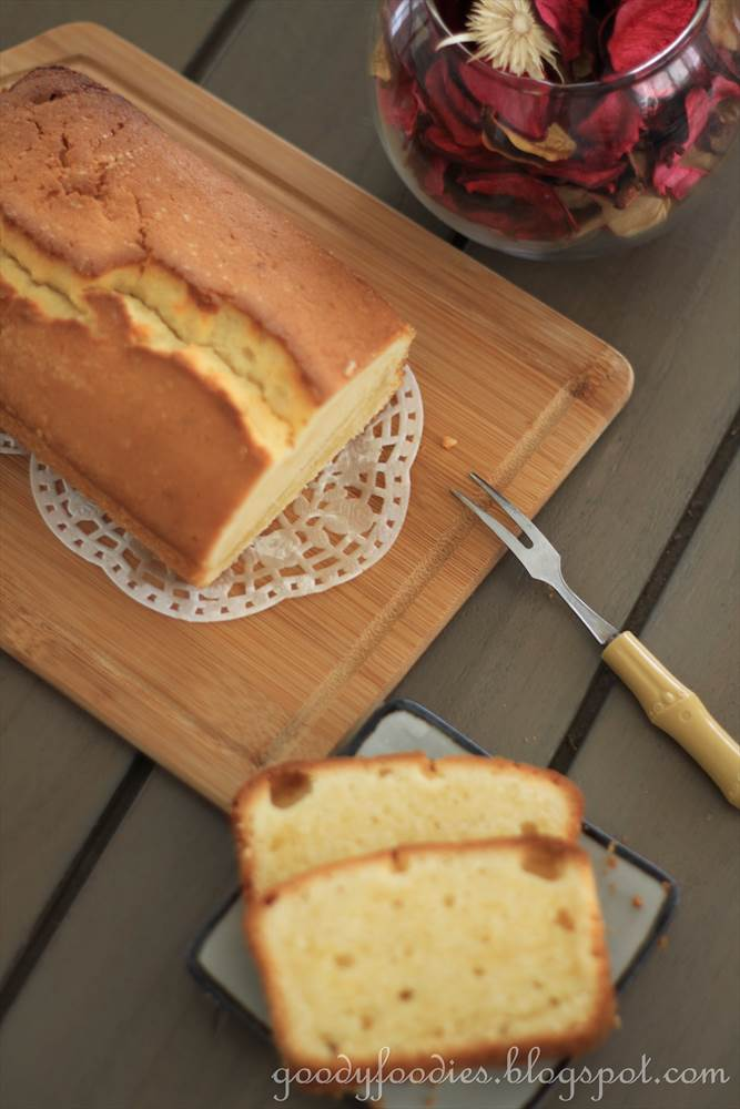 Lemon Madeira Cake Wedding
