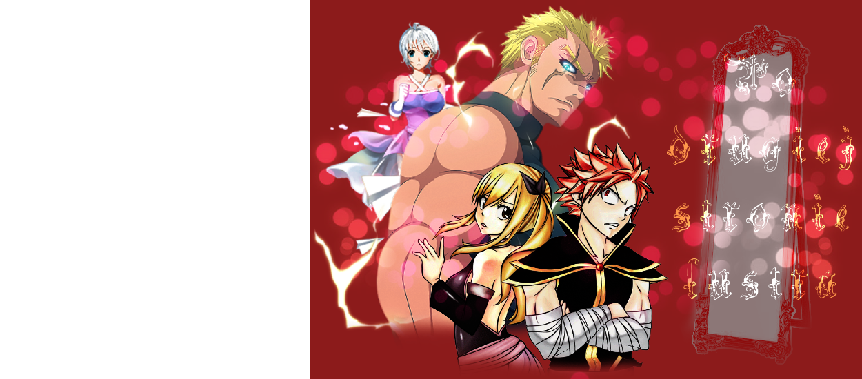 Fairy Tail - Historie z innej bajki