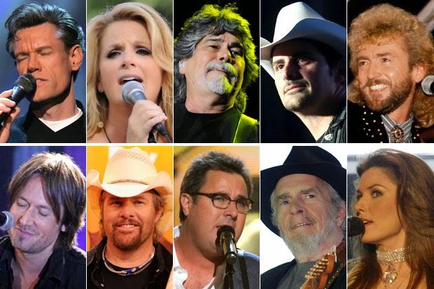 100 Lagu Country Terbaik Sepanjang Masa