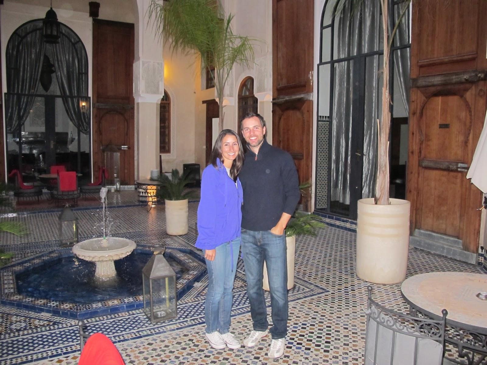 Touring Fes Medina