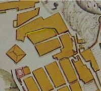 Location of Jewish Ghetto, Via del Ghetto, Lerici Italy.