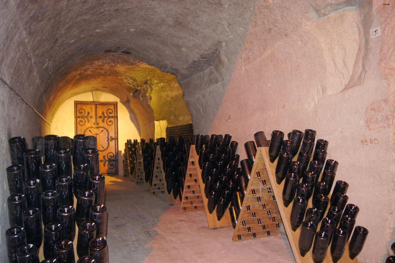 Taittinger Champagne Caves