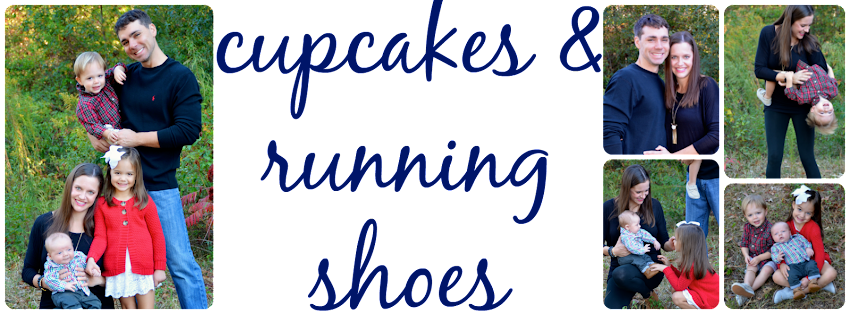 Cupcakes & Running Shoes