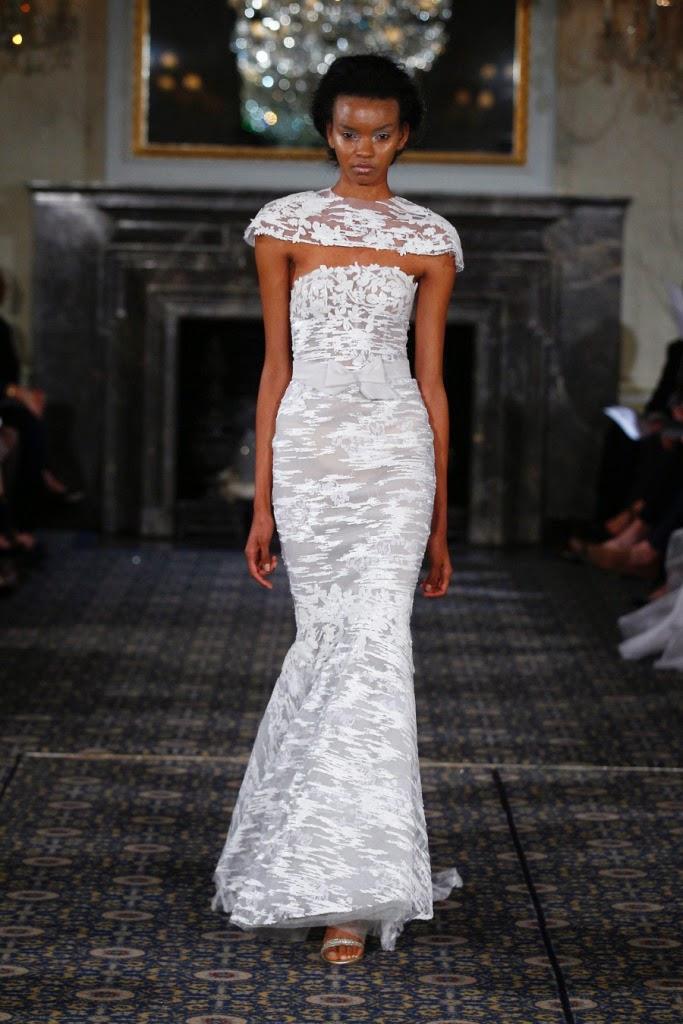 Hermosos diseños de vestidos de novias   Colección Mira Zwillinger