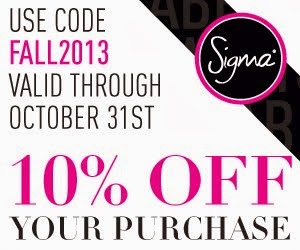 Click here to Shop Sigma Products