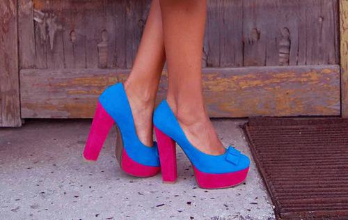 Que calzado usar como invitada
