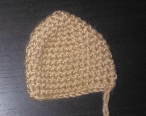 Схема вязания детской шапки с