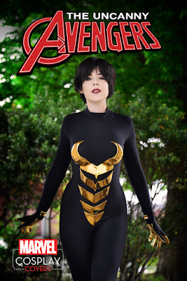 marvel COSPLAY Miss Kit Quinn
