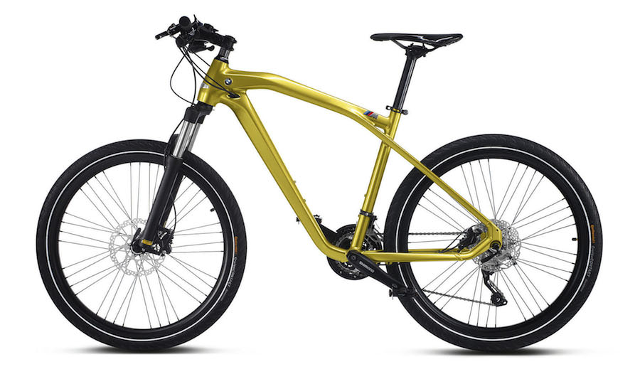 BMWが500台限定でMモデルの自転車「BMWクルーズM-バイク」を発表!