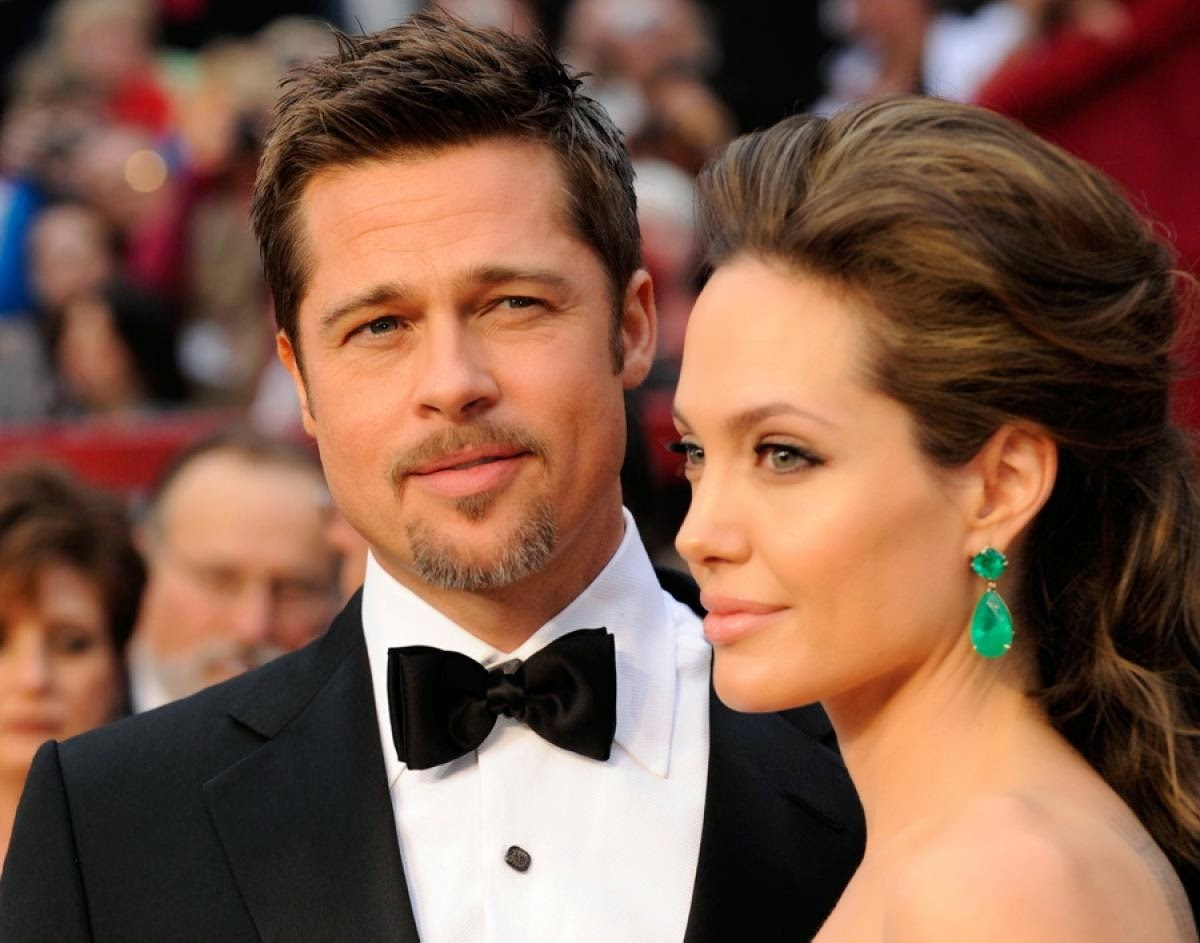 Brad Pitt and Angelina Jolie teach his kids to respect opposite sex