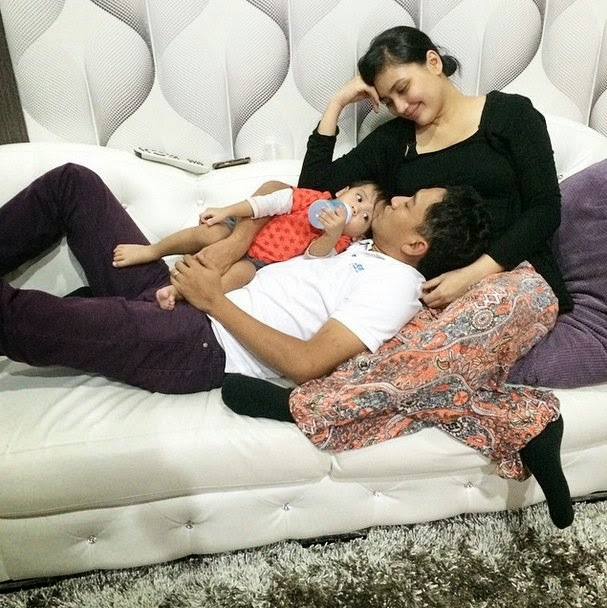 Foto Sweet Jejai Bermanja Dengan Fasha Sandha, info, terkini, hiburan, artis, fasha sandha, jejai,