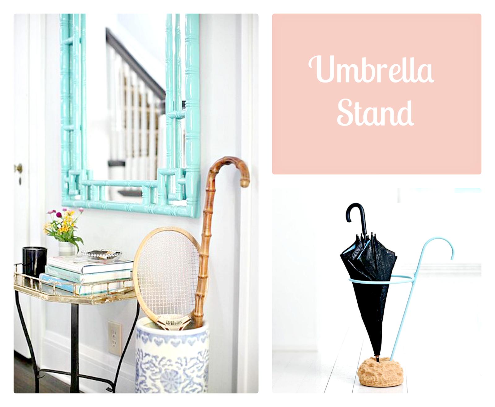 stojak na parasolkę
