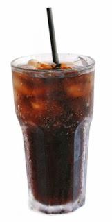 """"""" نظـرية الصـودا """" Glass+cola+small"""