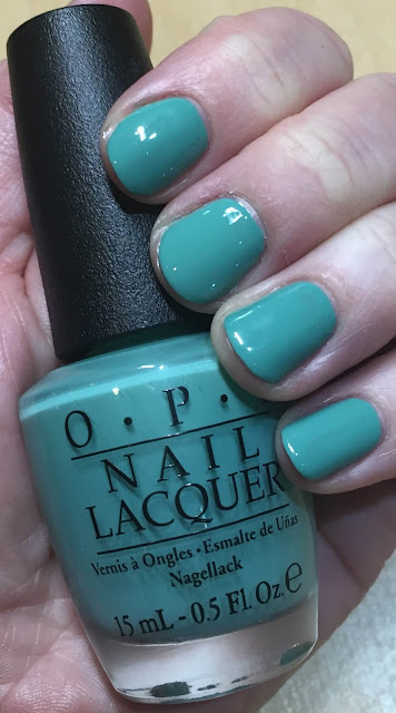 OPI, OPI My Dogsled is a Hybrid, OPI Fall 2014 Nordic Collection, nails, nail polish, nail lacquer, nail varnish, manicure, #ManiMonday, Elliven Spa, Pittsburgh