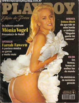 Mônica Vogel - Playboy 1996