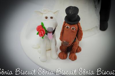 Noivinhos Biscuit