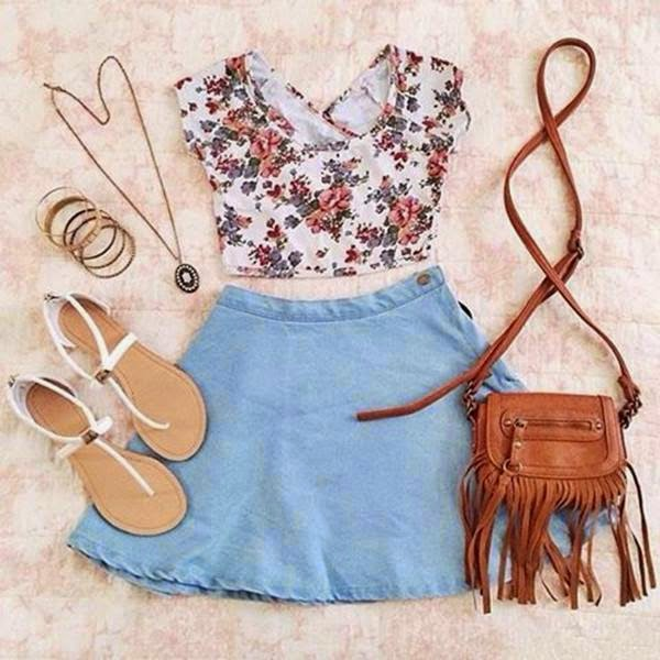 Latest Summer Outfits Ideas #9.