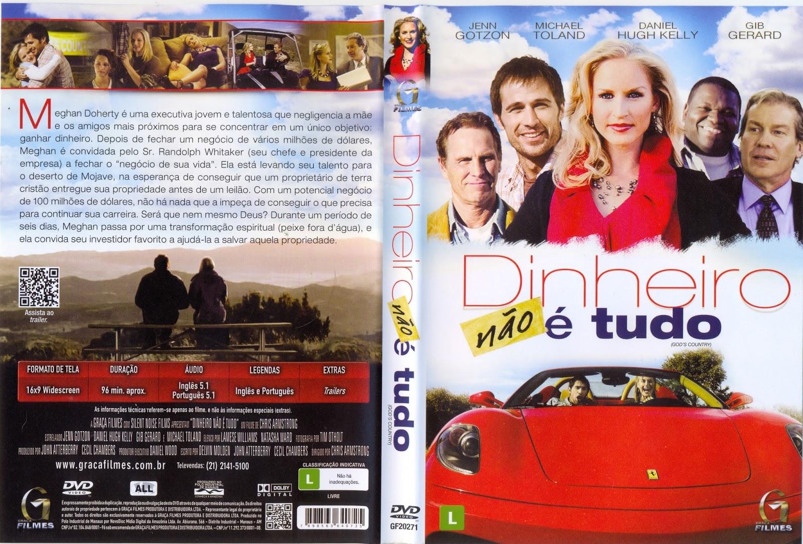 FILME ONLINE DINHEIRO NÃO É TUDO - ASSISTA ONLINE AQUI