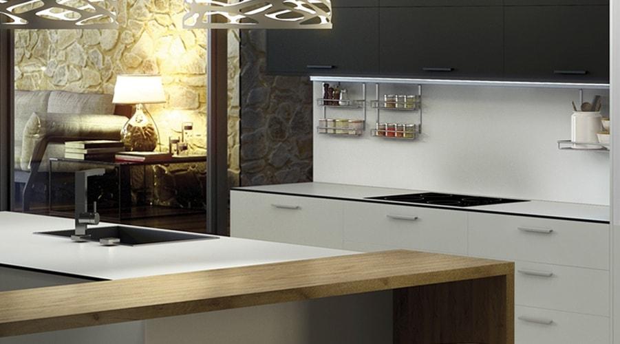 alternativa en laminados para cocinas actuales  Cocinas con estilo