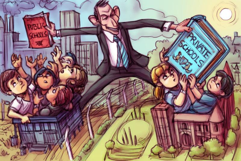 """Το """"βαθύ κράτος"""" του Υπουργείου Παιδείας έβαλε στόχο τα ΕΠΑΛ (για πολλοστή φορά)..."""