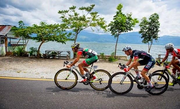 Tour De Singkarak ke 7 digelar Oktober 2015