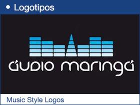 30+ Amazing Music Style Logos