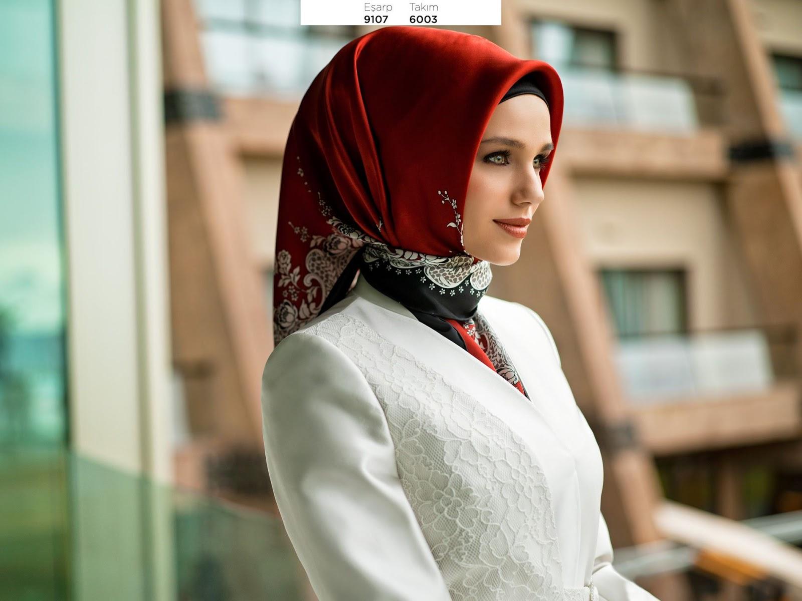 Ala Armine 2012 Turkish Hijab Style