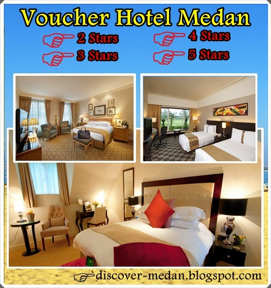 Voucher Hotel Medan