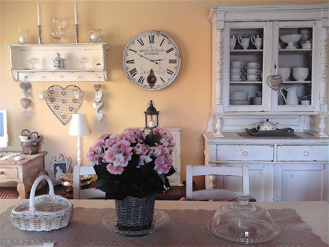 Le case di deni shabby style for Casa stile shabby