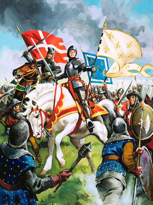joan of arc thesis That a vital interest in joan of arc has continued into the one chapter of this thesis will be quarrier, significant modern interpretations of joan of.