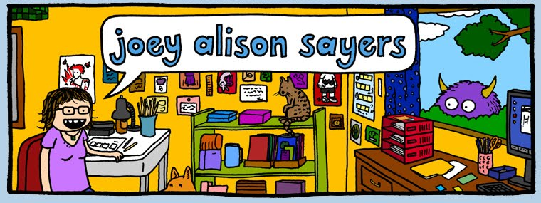 joey alison sayers